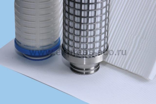 Фильтрация газов и жидкости