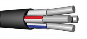 Кабель силовой АВВГ 3х240+1х120 ГОСТ