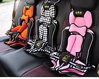 Автокресло для детей бескаркасное (9-30кг), фото 1