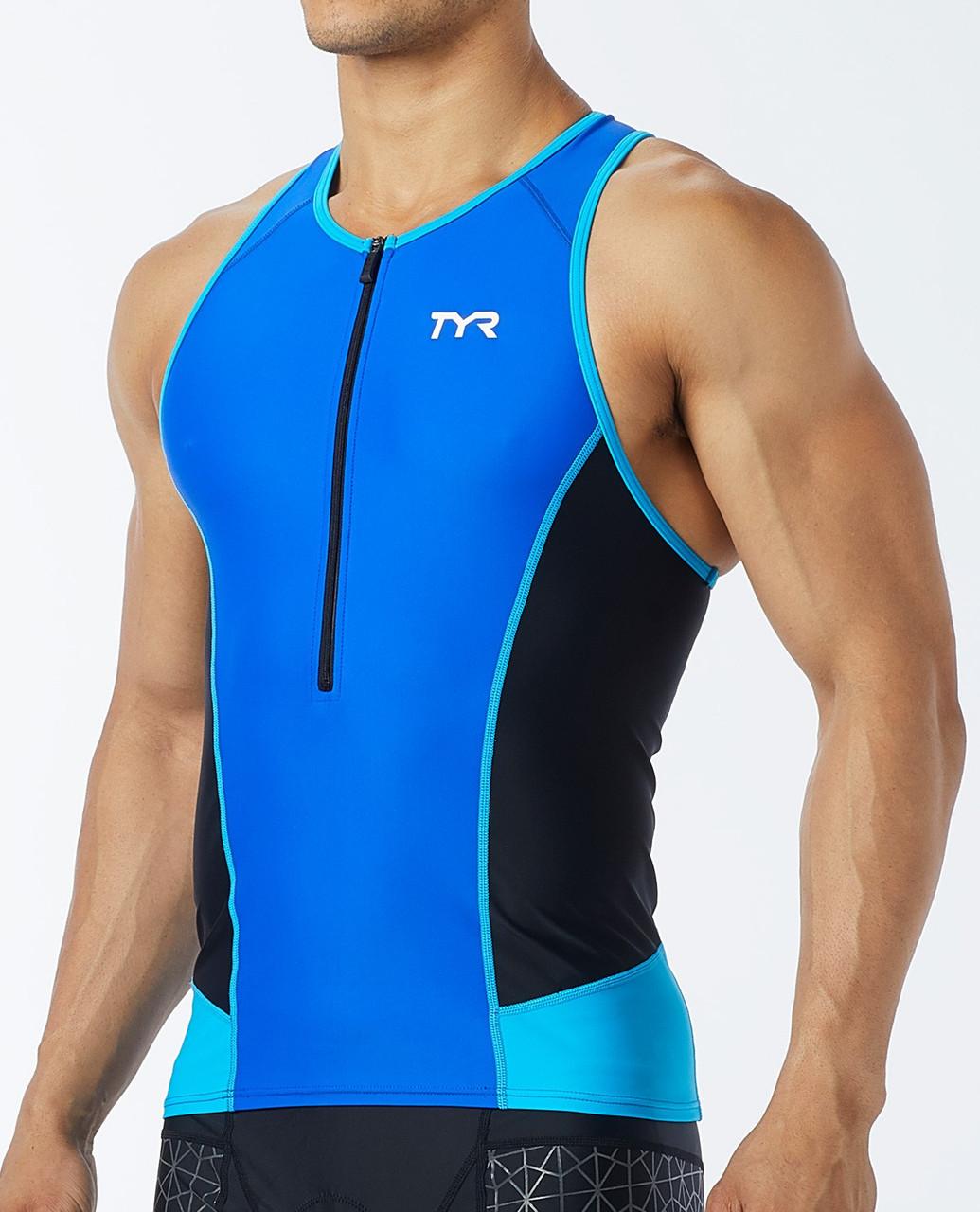 Раздельный трисьют TYR Men's Competitor Tri Suit 422