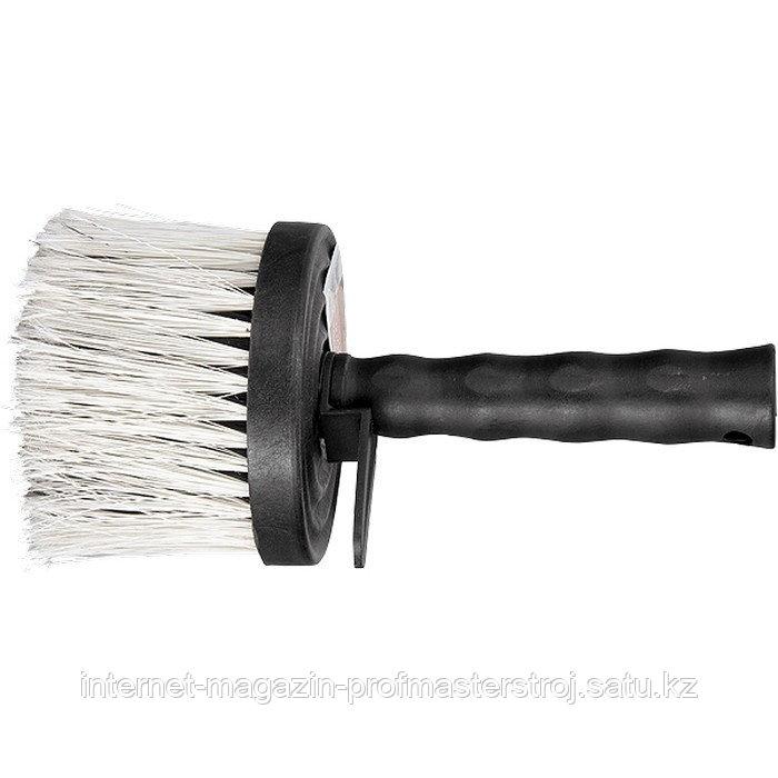 Кисть-макловица, искусственная щетина, пластмассовый корпус, пластмассовая ручка, MATRIX