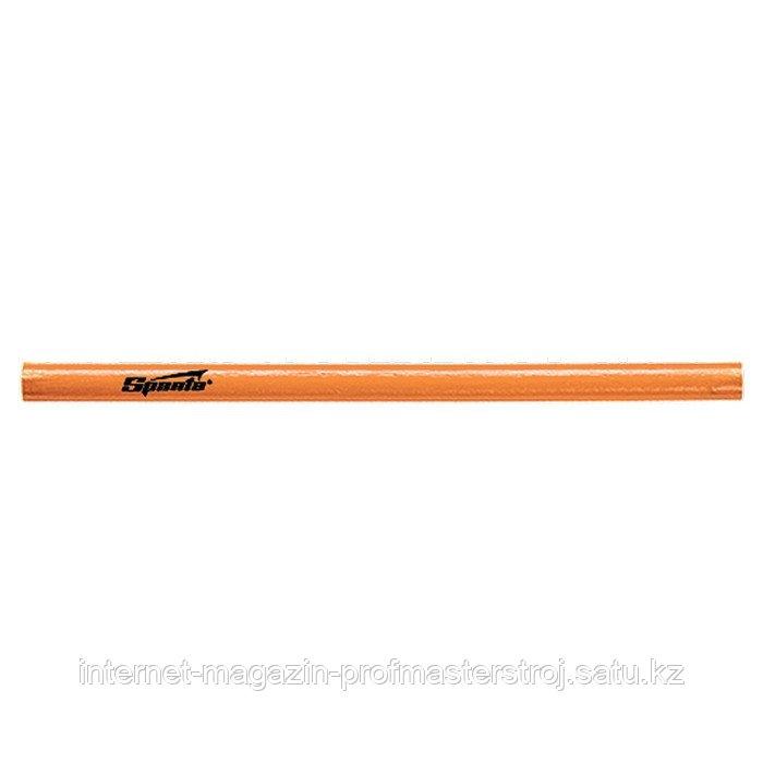 Карандаш малярный, 250 мм, в упаковке 12 шт., SPARTA