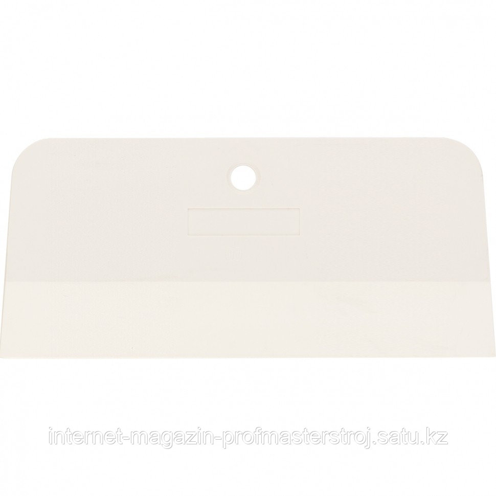 Шпатель, белая резина, 180 мм, СИБРТЕХ Россия