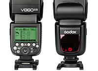 Фото Вспышка накамерная Godox V860II TTL HSS Canon, с аккумулятором, фото 1