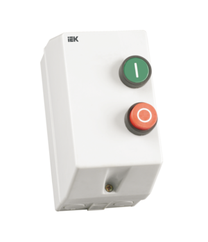 Контактор КМИ-11260 12А 220В IP54 (1вел в корпусе)