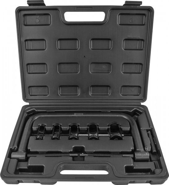 Рассухариватель клапанов струбцинный в наборе с насадками, 16, 19, 23, 25, 30 мм AVSCS2