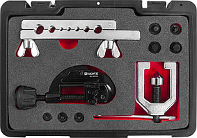 Набор для развальцовки трубок 4-14 мм, 10 предметов DFTS10