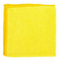 Салфетка универсальная из микрофибры желтая, 300x300 мм, ELFE