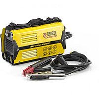 Аппарат инвертор дуговой сварки DS-230 Compact, 230 А, ПВ 70%, диаметр электрода 1,6-5 мм. Denzel, фото 1