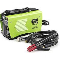 Аппарат инверторный дуговой сварки ИДС-250,250 А, ПВ 80%, D электрода 1,6-5 мм. СИБРТЕХ, фото 1