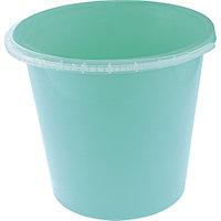 Ведро пластмассовое круглое 10 литров, TM ELFE Россия