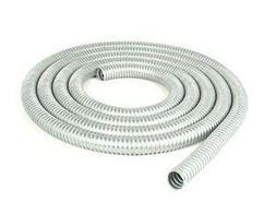 Металлический рукав кабельный гибкий изолированный 10 (50м)
