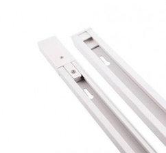 Шинопровод для светильников белый 1 м (0,5 мм) MEGALIGHT