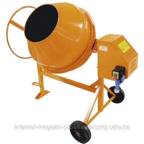 Бетоносмеситель СБР-260В 260 л, 0.75 кВт, 380 В, СТРОЙМАШ