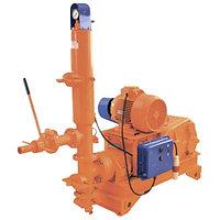 Растворонасос поршневой РНП-4000А 4.0 м3/ч, 7.5 кВт, 380 В, 3.92 МПа, подача: гор/вер 200/60 м, СТРОЙМАШ