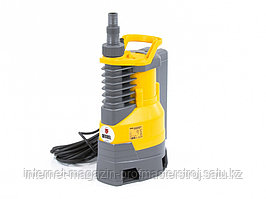 Дренажный насос DPX650, X-PRO, 650 Вт, подъем 7 м, 11500 л/ч, DENZEL