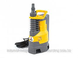 Дренажный насос DPX800, X-PRO, 800 Вт, подъем 8 м, 13500 л/ч, DENZEL