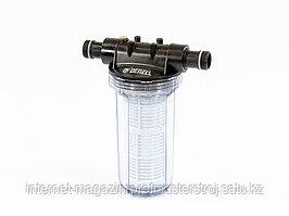 """Фильтр тонкой очистки F2, объем 2 л, диаметр 1"""", DENZEL"""