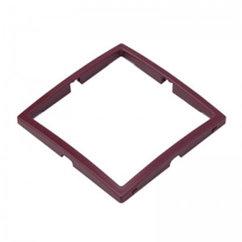 Декоративная рамка ЮЛИГ 735212.276 Бордовый