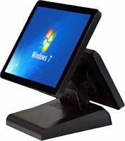 Сенсорный Pos Моноблок OW9000 black (dual screen)