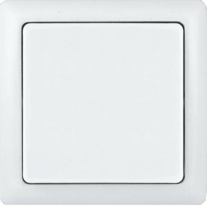 """Выключатель одноклавишный о/у 6А IP20""""ХИТ"""" ВА 16-131-б S254"""