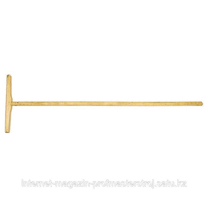 Швабра деревянная для мытья полов L-1.2 м, Россия