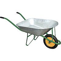 Тачка садовая грузоподъемность 160 кг, объем 78 л. PALISAD, фото 1