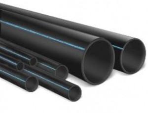 Труба полиэтиленовая 63 легкая (100) ЕКТ