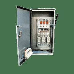 Ящик силовой ЯРП 11М-311-100А IP32