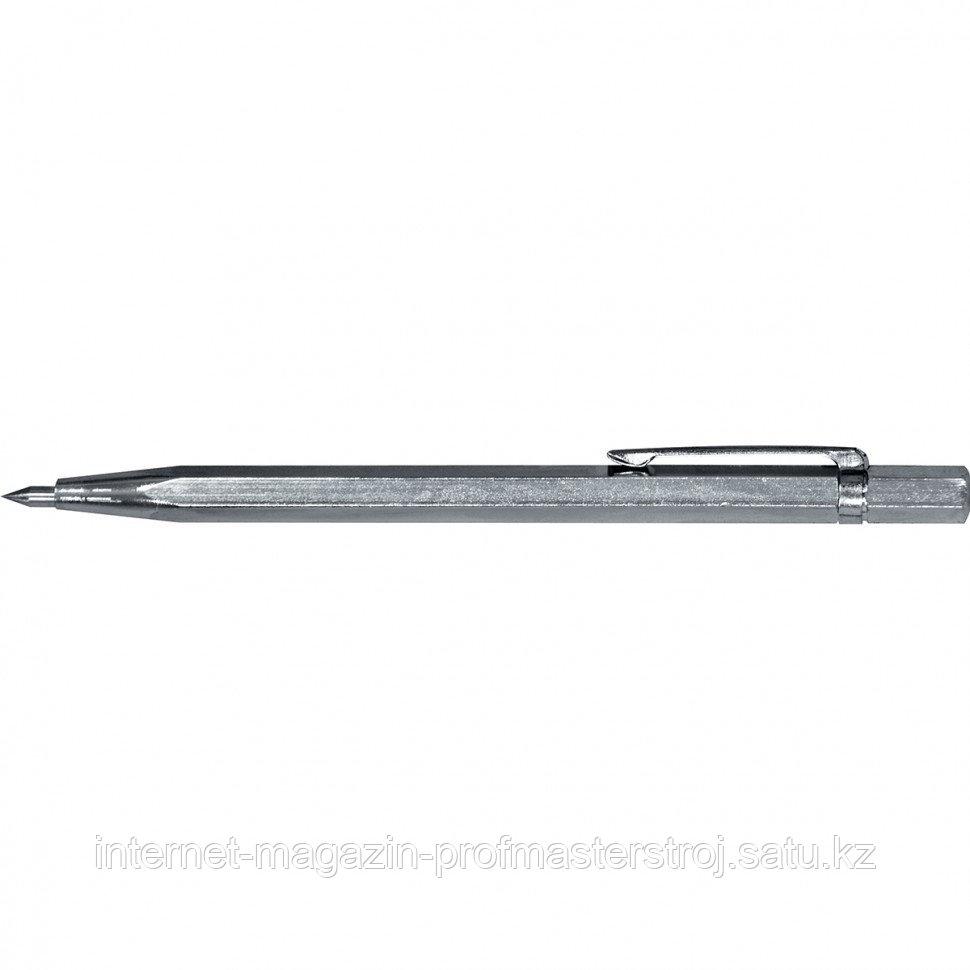 Карандаш разметочный, 145 мм, твердосплавный наконечник, СИБРТЕХ