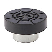 Резиновая опора для бутылочных домкратов, диаметр штока 28 мм., MATRIX Россия