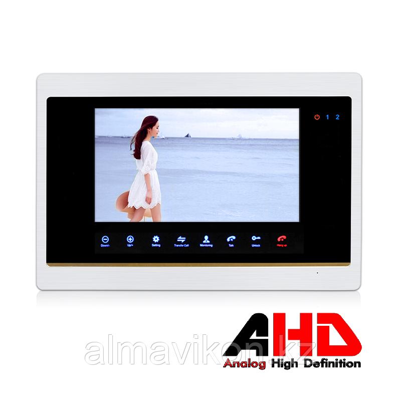 AHD видеодомофон Bcomtech 84102EMB/AHD
