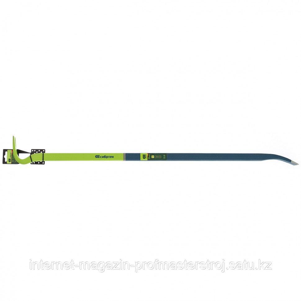 Лом-гвоздодер 900x25x12 мм, СИБРТЕХ