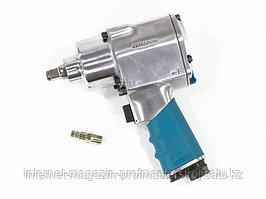 """Гайковерт пневматический ударный G1260, 1/2"""", Twin Hammer, 813 Нм, 7000 об/мин, GROSS"""