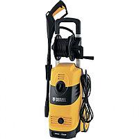Моечная машина высокого давления HPC-2100, 2100 Вт, 165 бар, 6 л/мин, колесная, DENZEL