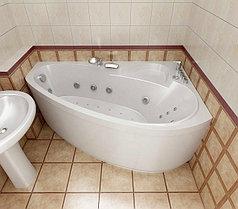 Гидромассажные ванны смес, гидро, аэро, спин, хромо