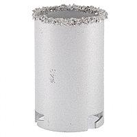 Кольцевая коронка с карбидным напылением, 43 мм, MATRIX
