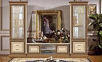 Палермо горка (мебель) для гостиной