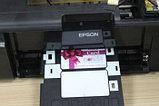 Пластиковая карта под прямую печать на принтере Epson, фото 4