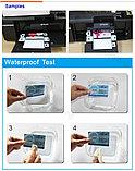 Пластиковая карта под прямую печать на принтере Epson, фото 3