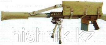 Походный чехол для оптического прицела и дульного среза ствола