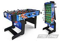 Игровой футбольный стол Match от Start Line Play