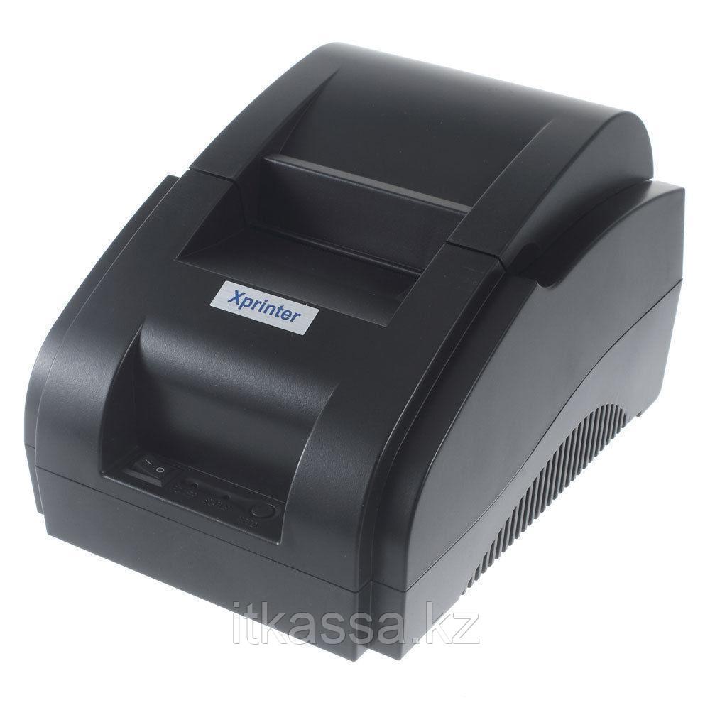 Принтер чеков Xprinter ХP58