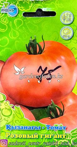 """Семена пакетированные Инвент+. Томат """"Розовый гигант"""", фото 2"""