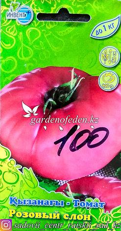 """Семена пакетированные Инвент+. Томат """"Розовый слон"""", фото 2"""