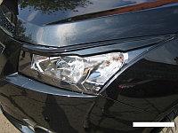 Реснички на фары Chevrolet Cruze вар 1, фигурные., фото 1