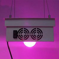 Фитосветильник мощный с линзой на матрице Bridgelux 150W, фото 1