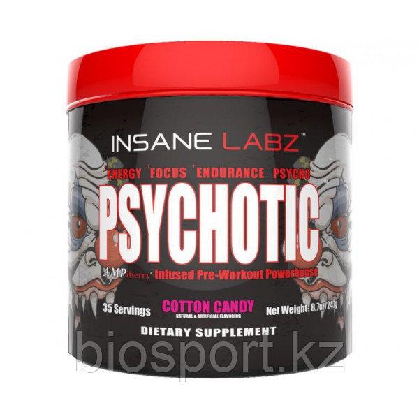 Предтренировочный комплекс Psychotic 217 грамм, Insane Labz.