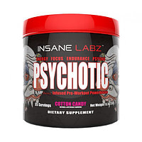 Предтренировочный комплекс, Insane Labz Psychotic, 217 грамм