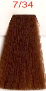 Краска для волос Easy ЗОЛОТИСТЫЙ блондин красное дерево 7/34